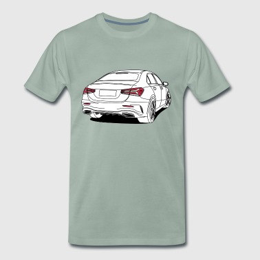 Cool Sports Saloon - T-shirt Premium Homme