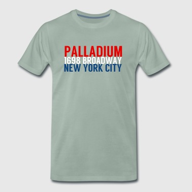 Palladium 1698 Broadway New York City - Men's Premium T-Shirt