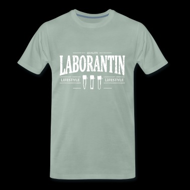 Laboratory - Men's Premium T-Shirt