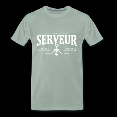 server - Herre premium T-shirt