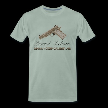 1911 legend reborn - Men's Premium T-Shirt