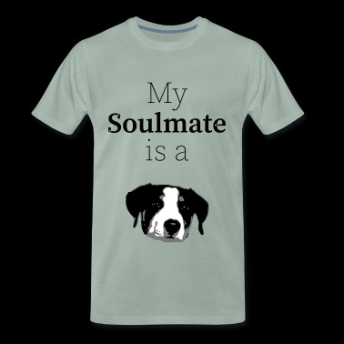 Soul-related dog - Men's Premium T-Shirt