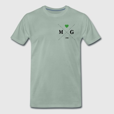 Love MG - Men's Premium T-Shirt