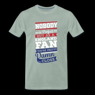 England Fan Tshirt - Men's Premium T-Shirt