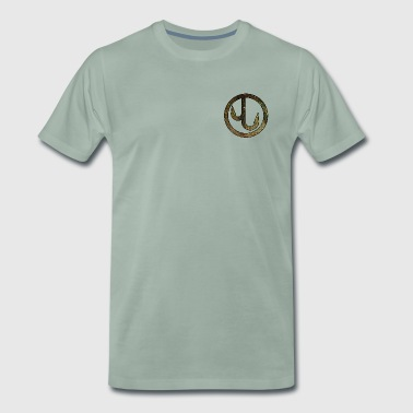PERCH LOGO - Men's Premium T-Shirt