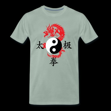 JLB Tai Chi Taiji Martial Art 220520181 - Men's Premium T-Shirt