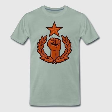 Main Revolutionaire Communisme - Mannen Premium T-shirt
