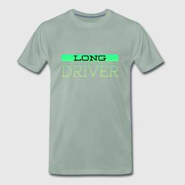 conducteur long - T-shirt Premium Homme