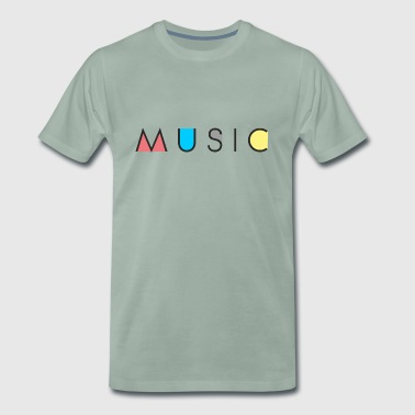 Music / Music - Men's Premium T-Shirt