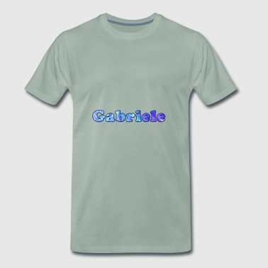 Name: Gabriele - Men's Premium T-Shirt