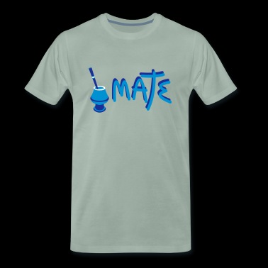 Mate Argentino - Men's Premium T-Shirt