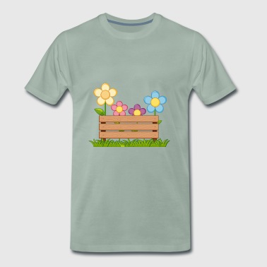 Blumen Flowerpower - Men's Premium T-Shirt