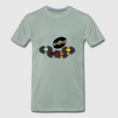 records - Men's Premium T-Shirt