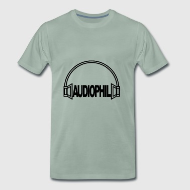 AUDIOPHIL - Men's Premium T-Shirt