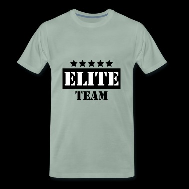 Elite team - Men's Premium T-Shirt