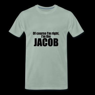 02 im the jacob - T-shirt Premium Homme