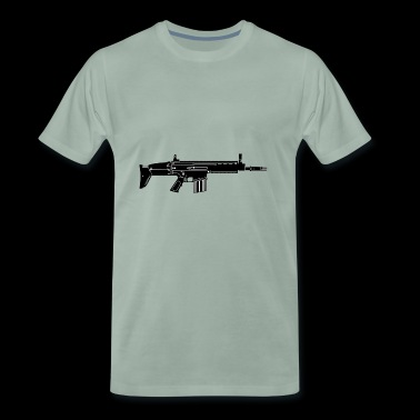 weapon - Men's Premium T-Shirt