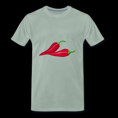 chili - Men's Premium T-Shirt