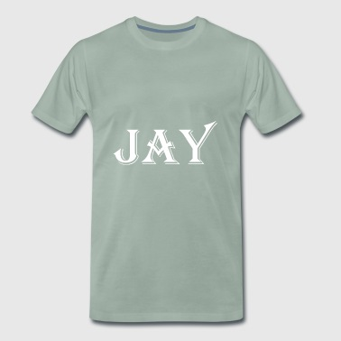 JAY product - Men's Premium T-Shirt