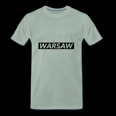 Varsovie - T-shirt Premium Homme