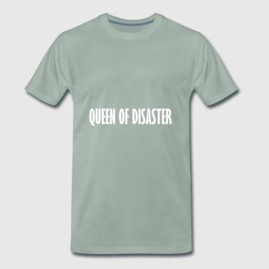 queen of disaster - Men's Premium T-Shirt