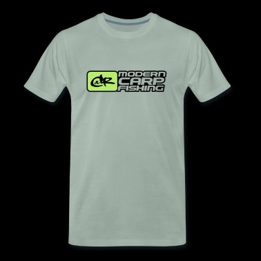 Angeln, Fishing, Catch and Respect, Catch Realease - Männer Premium T-Shirt