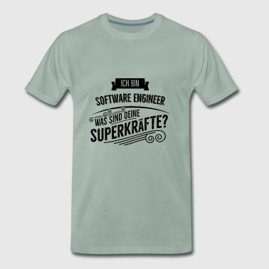Software Engineer - Männer Premium T-Shirt
