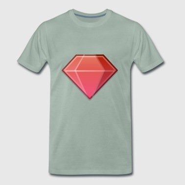 emerald - Men's Premium T-Shirt