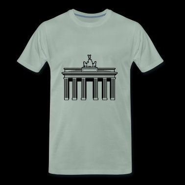 Brandenburg Gate - Men's Premium T-Shirt