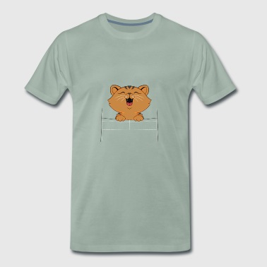 pussycat - Men's Premium T-Shirt