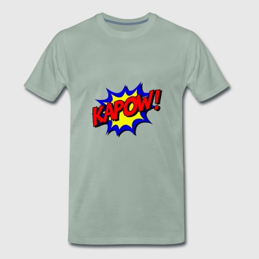 KAPOW! - Men's Premium T-Shirt