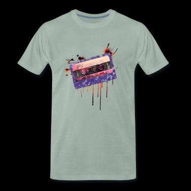 Colors of Music - Mannen Premium T-shirt
