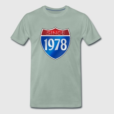 Since 1978 - Men's Premium T-Shirt