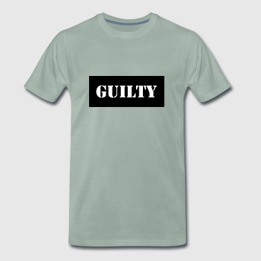GUILTY - Men's Premium T-Shirt
