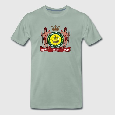 Kroon WP Suriname - Mannen Premium T-shirt