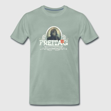 SPEAR FRIDAY the13 - Men's Premium T-Shirt