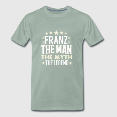 Franz - Men's Premium T-Shirt