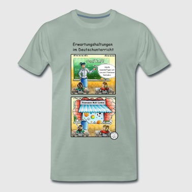 expectations - Men's Premium T-Shirt