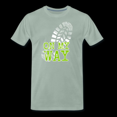 MY WAY - T-shirt Premium Homme