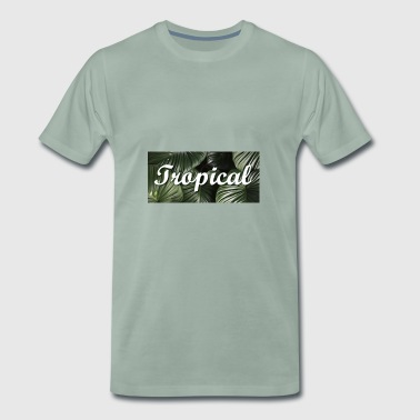 tropical - T-shirt Premium Homme