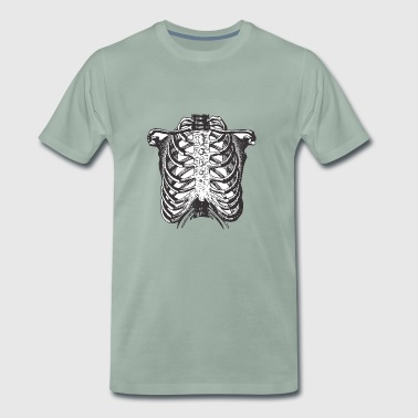 ribs - Men's Premium T-Shirt