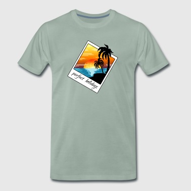Perfect Holidays - Männer Premium T-Shirt