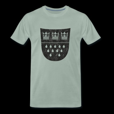 Armoiries de Cologne - T-shirt Premium Homme