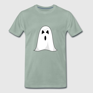 Ghosticker - Premium T-skjorte for menn