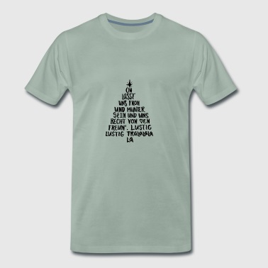 Christmas tree Christmas tree - Men's Premium T-Shirt