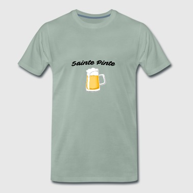 Sainte Pinte - Men's Premium T-Shirt