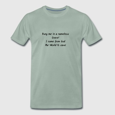to Aleister Crowley - Men's Premium T-Shirt
