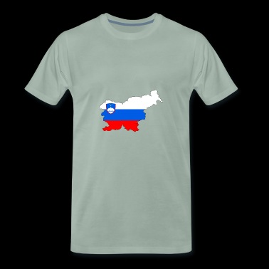 Slovenia - Slovenia - Country - Men's Premium T-Shirt