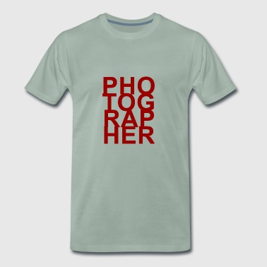 Photographer Photographer - Men's Premium T-Shirt