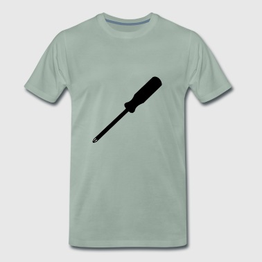 screwdriver - Men's Premium T-Shirt
